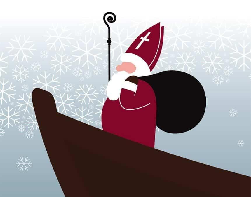 Der Nikolaus ist schon wieder auf dem Weg…